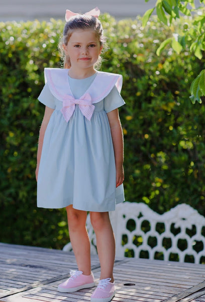 Let's sail away dress