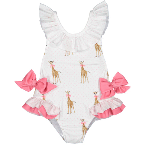 Giraffe swimsuit
