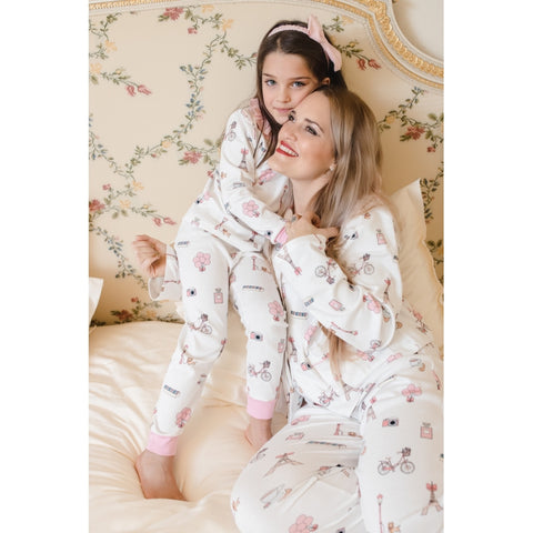 Paris Mom pyjama