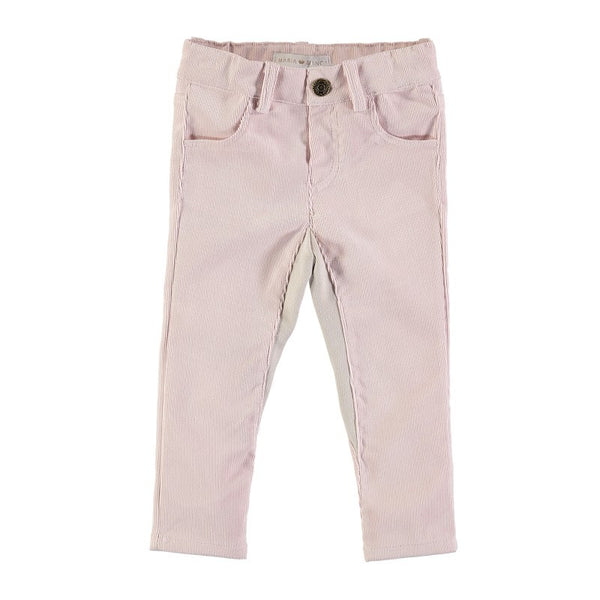 Pink horse-riding skinnies