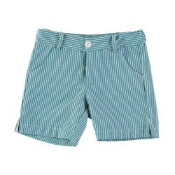 Strong water green shorts