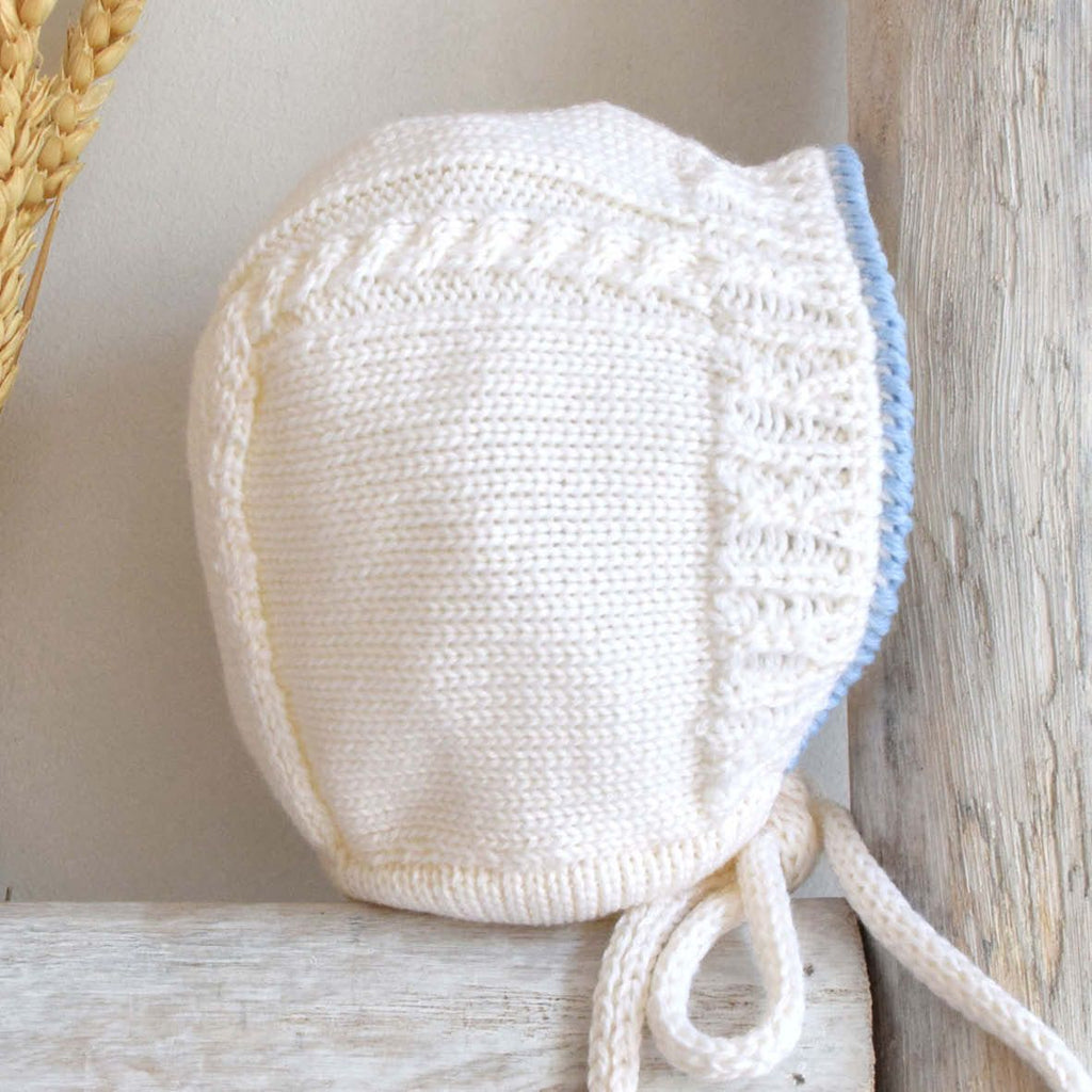 Oliver knitted bonnet
