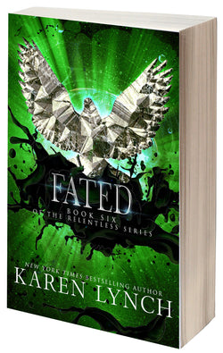 Fated Paperback - signed