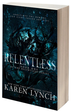 Relentless Paperback - signed