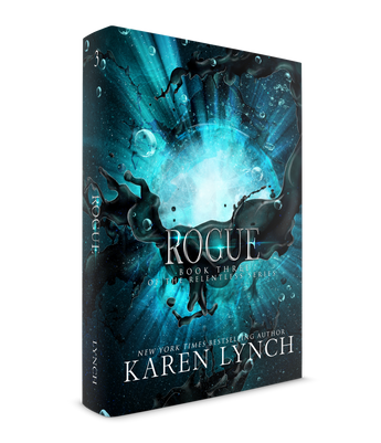 Rogue Hardcover - signed