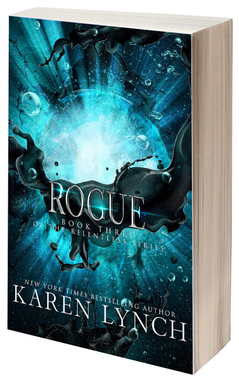 Rogue Paperback - signed