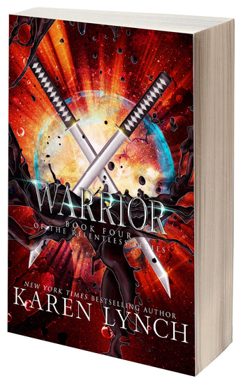 Warrior Paperback - signed
