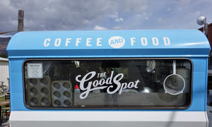 Interview - The Good Spot Caravan, Wanaka