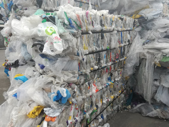 NZ's Soft Plastic Recycling Scheme