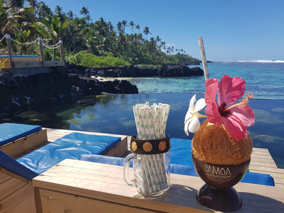 Interview - SA'MOANA BEACH BUNGALOWS