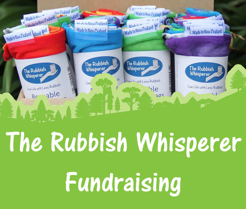 Rubbish Whisperer Fundraising