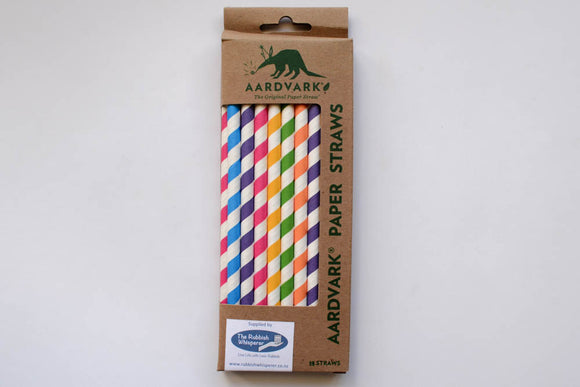 Standard Paper Straws - Party Pack