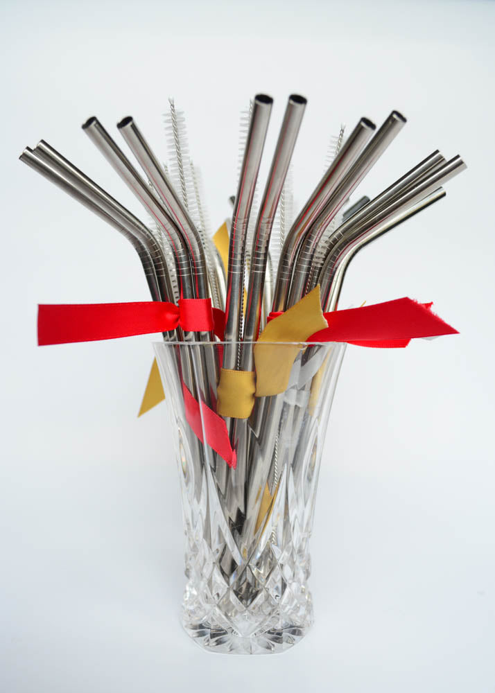 Stainless Steel Straws for Fundraising