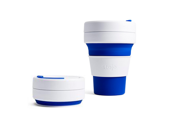 Stojo Collapsible Reusable Cup - Wholesale