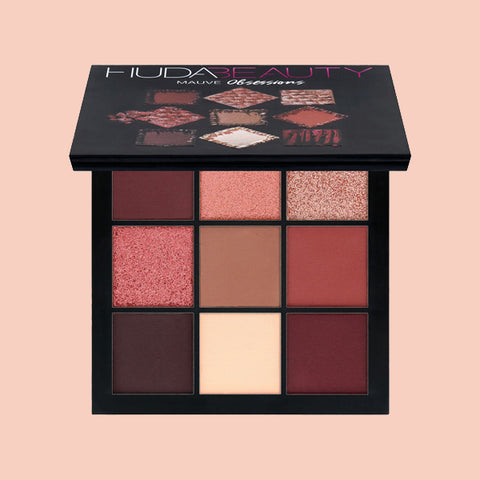 Get Huda beauty Mauve Obsessions Palette on Altcos for free + fast shipping on your orders!