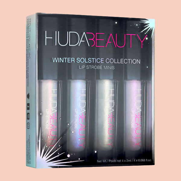 Get Huda Beauty Winter Solstice Mini Lip Strobe Collection on Altcos for free + fast shipping!