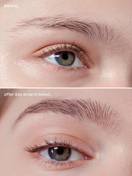 Buy Glossier's Boy brow in Singapore! Shop now for free + fast shipping