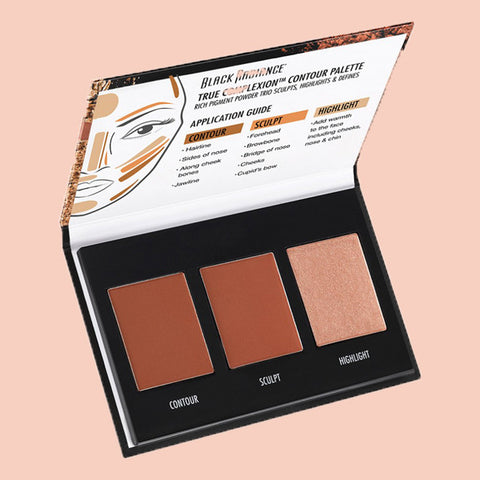 Black Radiance True Complexion contour palette for dark skinned ladies available in Singapore! Shop now for fast and free shipping