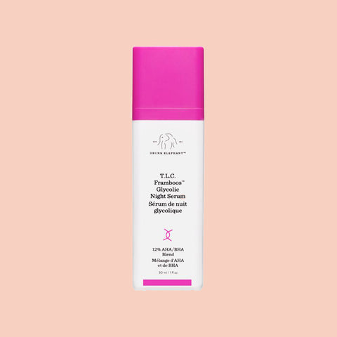 T.L.C. Framboos™ Glycolic Night Serum 30ml