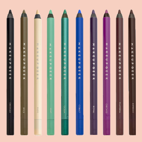 Makeup Geek full spectrum eyeliner pencils available in Singapore! shop now for fast and free shipping