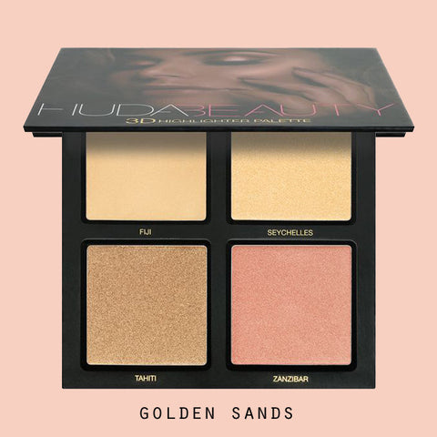 Looking for Huda Beauty 3D Highlighting palette in Singapore? Discover Huda Beauty on Altcos today!