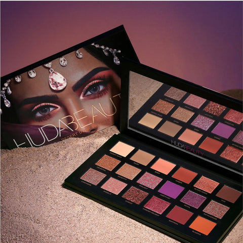 Get Huda Beauty Desert Dusk eyeshadow palette on Altcos! Enjoy free and fast shipping on your orders.