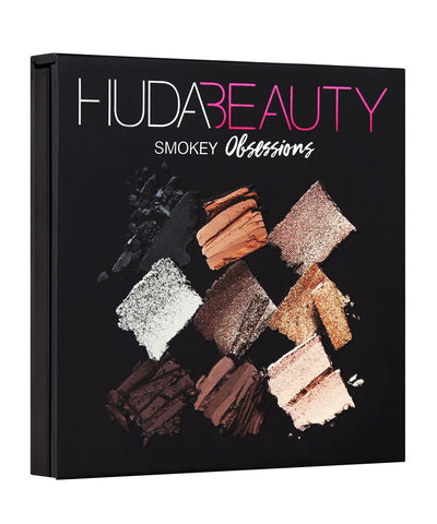 Get Huda Beauty Obsessions Palette Smoky on Altcos for free + fast shipping!