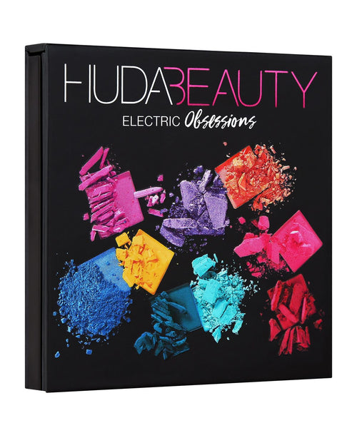 Get Huda beauty Obsessions Palette Electric on Altcos for free + fast shipping on your orders!