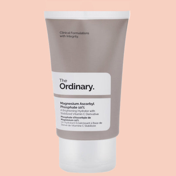 Discover the The Ordinary Magnesium Ascorbyl Phosphate 10% on Altcos. Shop The Ordinary's range of ethical skincare today for free shipping and exclusive discounts!