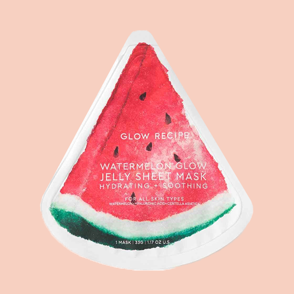 Watermelon Glow Jelly Sheet Mask