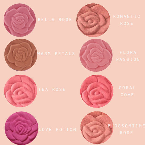 Milani Rose Powder Blush available in Singapore. Pigmented and highly raved. Shop now for fast and free shipping