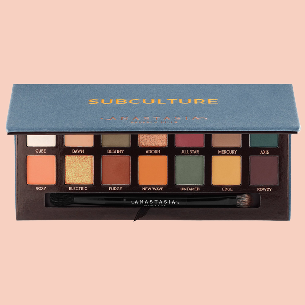 Anastasia Beverly hills subculture palette now available in Singapore! Shop now for fast and free shipping