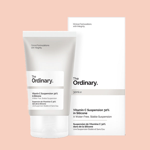 Get The Ordinary Vitamin C Suspension 30% in Silicone on Altcos for free + fast shipping!