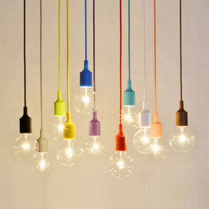 Colorful Modern Pendant Lights