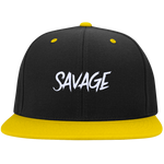 Savage Snapback Hat - Apex Fitness Co.