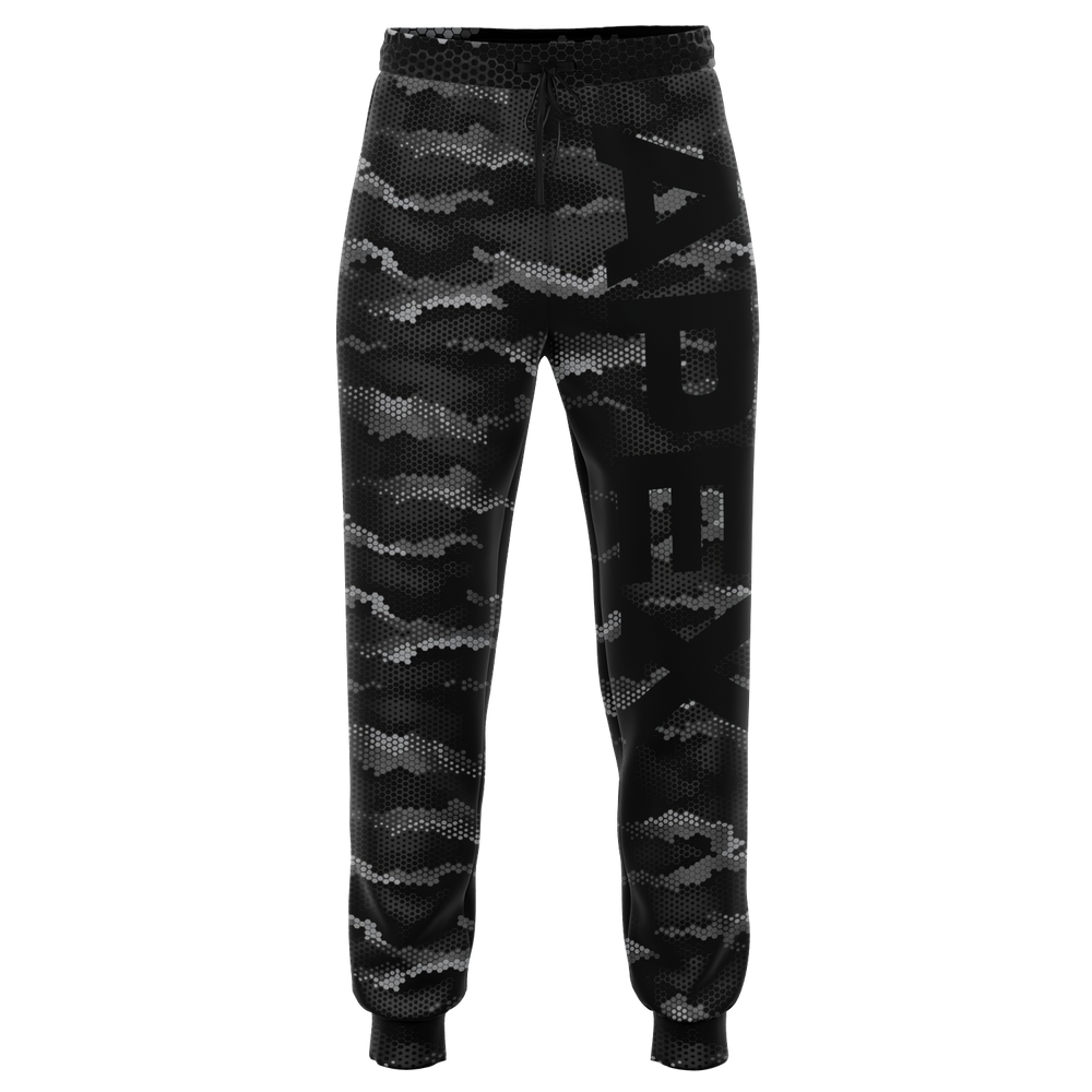 APEX DIGITAL CAMO JOGGERS