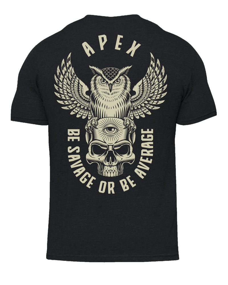 Load image into Gallery viewer, BE SAVAGE TEE - Apex Fitness Co.