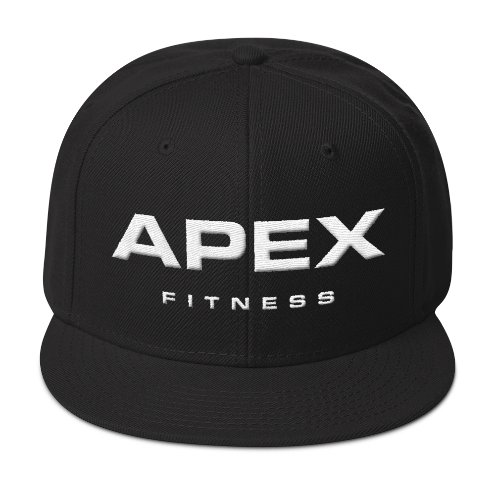 Snapback Hat - Apex Fitness Co.