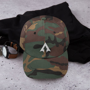 APEX CAMO DAD HAT - Apex Fitness Co.