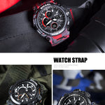 SMAEL Active Camo Watch - Apex Fitness Co.