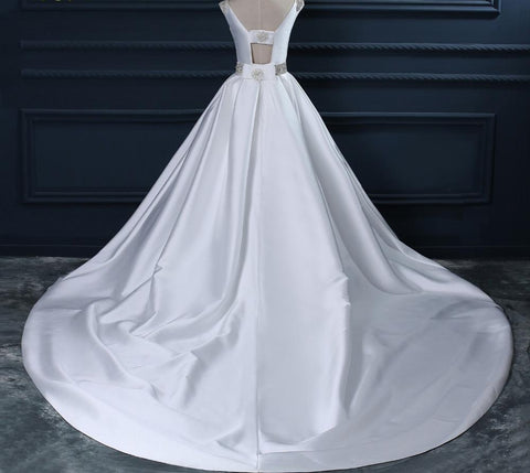products/backless-white-scoop-neckline-beaded-sash-a-line-wedding-bridal-dresses-affordable-custom-made-wedding-bridal-dresses-wd261-1732274651164.jpg