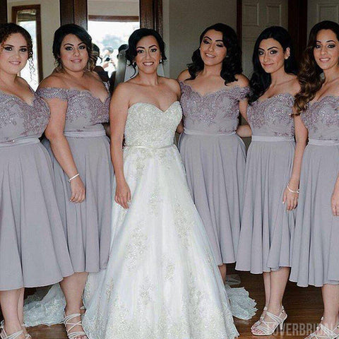 products/cap-sleeve-off-shoulder-tea-length-chiffon-lace-grey-on-sale-short-young-bridesmaid-dresses-wg134-17730124105.jpg