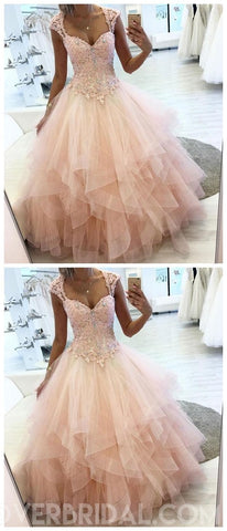 products/cap-sleeves-peach-ball-gown-lace-beaded-long-evening-prom-dresses-cheap-sweet-16-dresses-18431-4549309595735.jpg