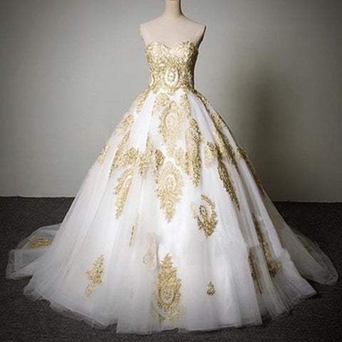 products/cheap-popular-classic-sweetheart-gold-lace-white-tulle-wedding-party-dresses-wd0071-21130992521.jpg