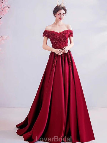products/dark-red-off-shoulder-lace-beaded-evening-prom-dresses-evening-party-prom-dresses-12206-13540920721495.jpg