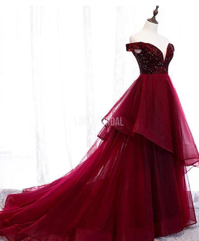 products/dark-red-off-shoulder-ruffle-long-evening-prom-dresses-evening-party-prom-dresses-12217-13579263017047.jpg