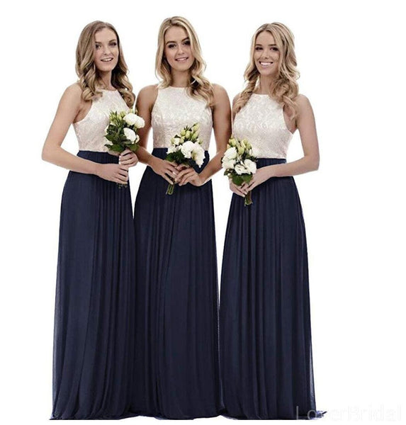 Halter Red Skirt Long Cheap Bridesmaid Dresses Online, WG625
