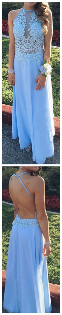 Long Prom Dresses,Chiffon Prom Dresses,Long Blue Prom Dresses,Simple Prom Dresses,Popular Prom Dresses,Cheap Prom Dresses,Prom Dresses,PD0070