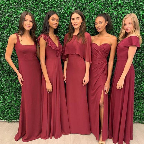 products/mismatched-chiffon-dark-red-long-cheap-bridesmaid-dresses-online-wg682-13862850691159.jpg