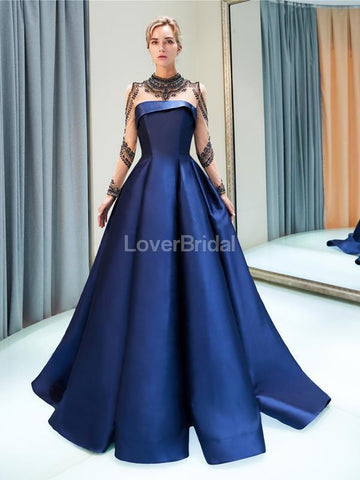 products/navy-long-sleeves-a-line-navy-beaded-evening-prom-dresses-evening-party-prom-dresses-12030-13225695019095.jpg